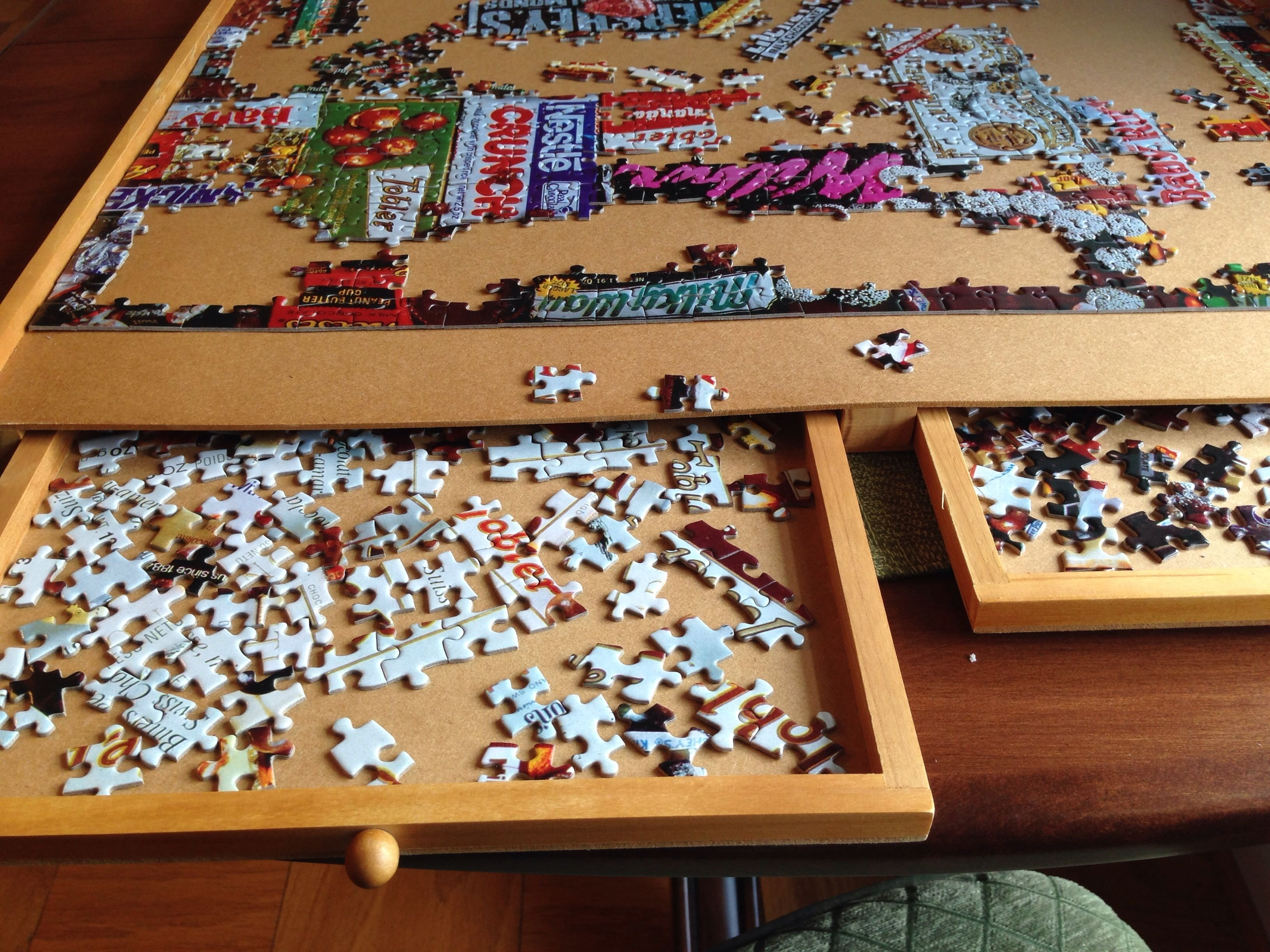 10 Great The Best Gift Idea Ever best gift idea ever for your puzzle loving friend little drawers