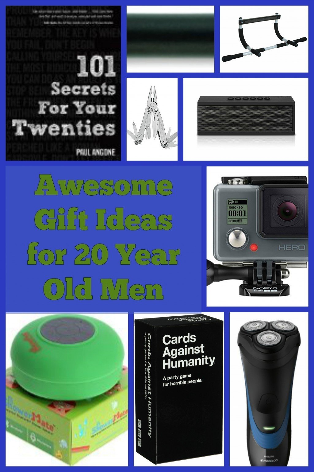 best gift ideas for 20 year old men | hubpages