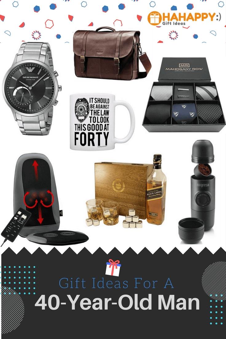 10 Amazing 40 Year Birthday Gift Ideas best gift ideas for a 40 year old man gift ideas for a 40 year old 3 2021