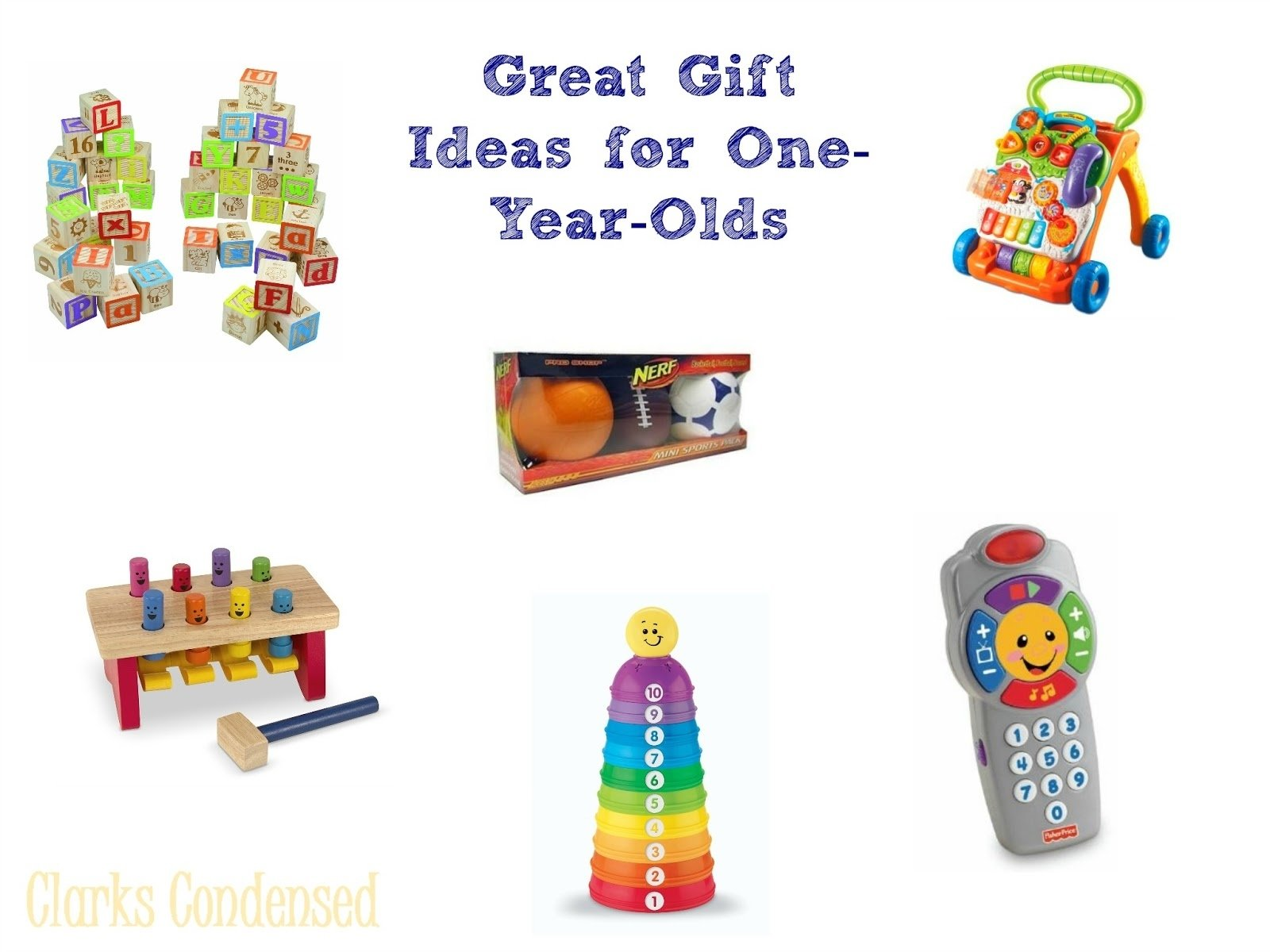 10 Ideal One Year Old Gift Ideas best gift ideas for a one year old 2020