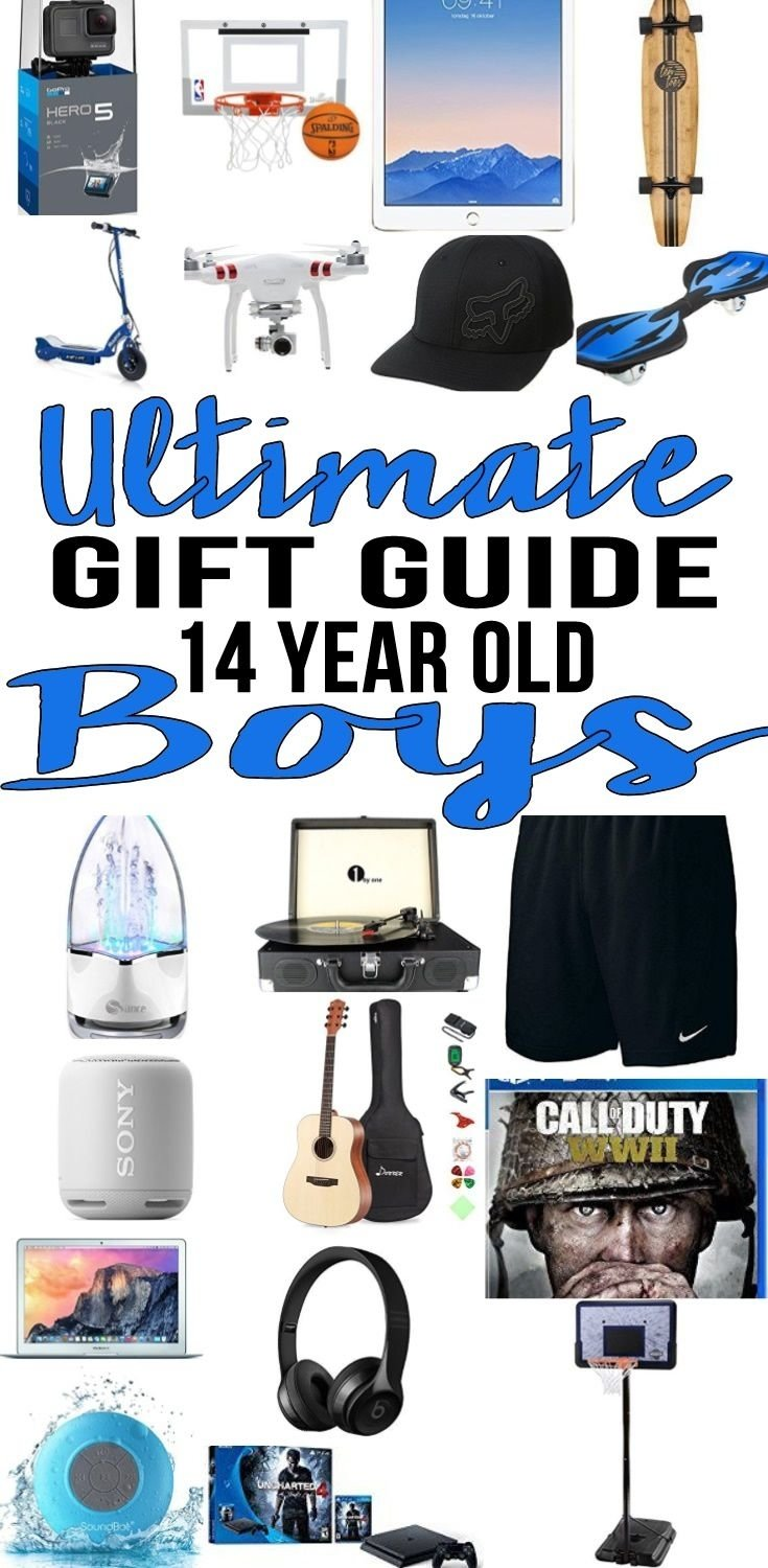 best gifts 14 year old boys will want | gift suggestions, 14th