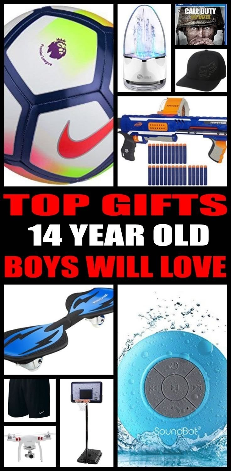 10 Perfect Gift Ideas 14 Year Old Boy