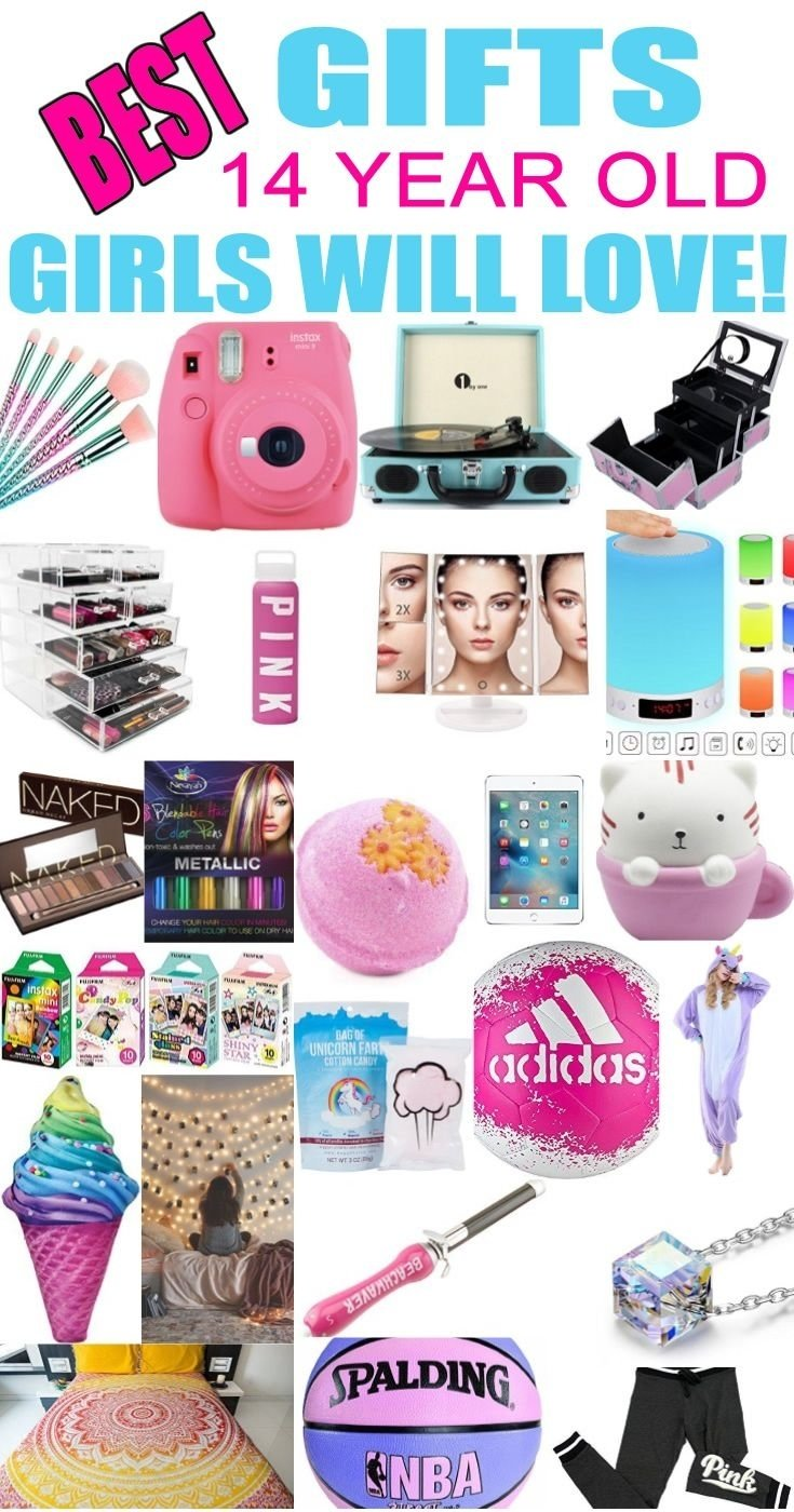 10 Great Gift Ideas For A 14 Year Old Girl