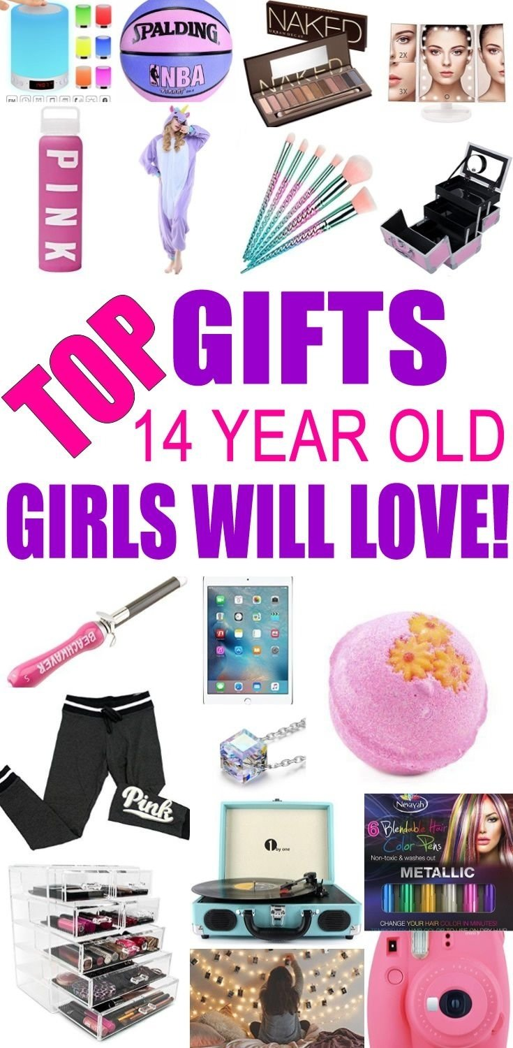 10 Nice Gift Ideas For A 14 Yr Old Girl best gifts 14 year old girls will love 2020