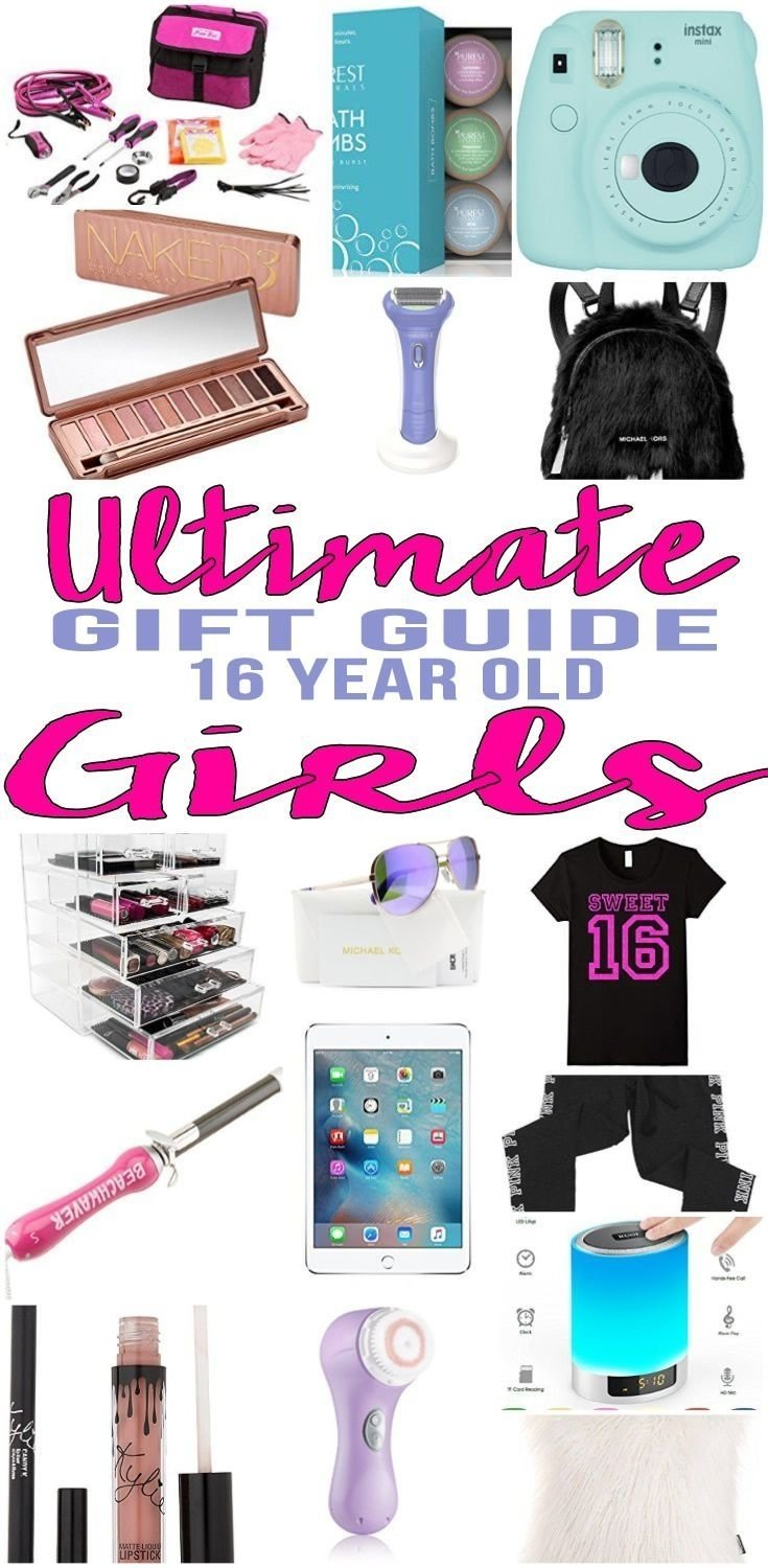 10 Wonderful Sweet 16 Unique Gift Ideas best gifts 16 year old girls will love sweet 16 gifts gift 5 2020