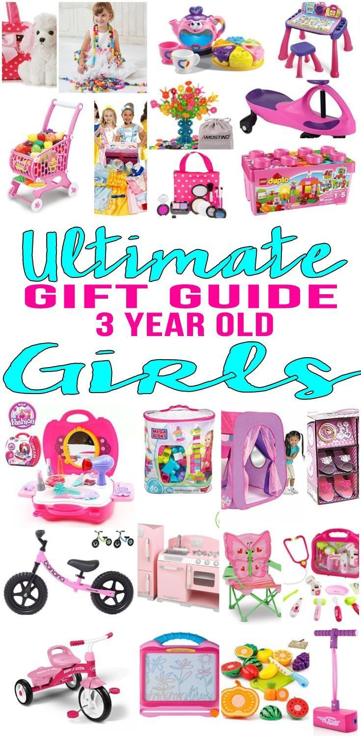 best gifts 3 year old girls! top gift ideas that 3 yr old girls will