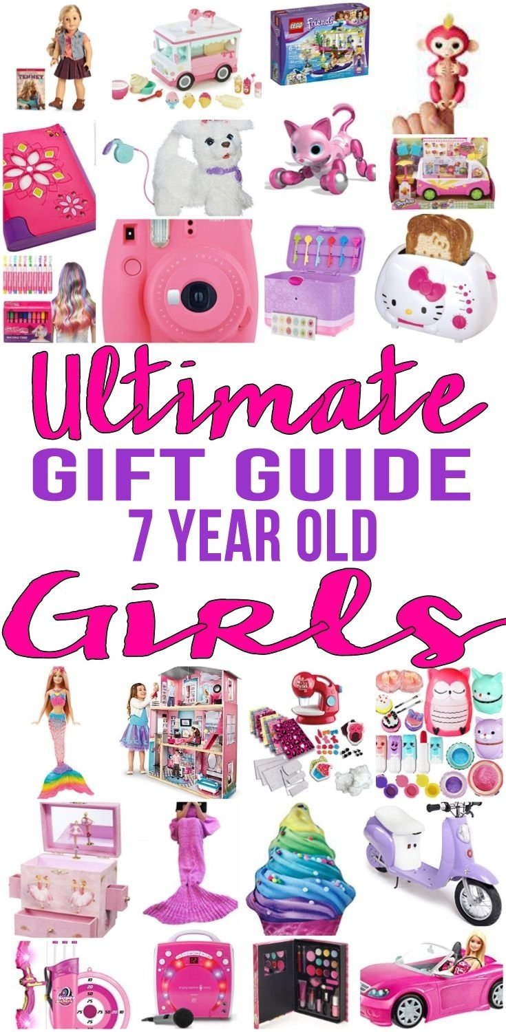 10 Best Gift Ideas For 7 Yr Old Girls 2021