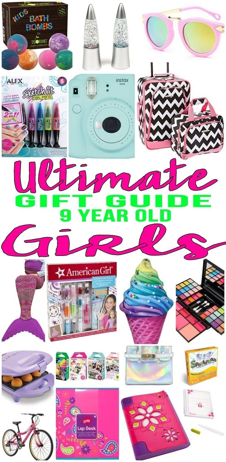 10 Spectacular Gift Ideas For 9 Yr Old Girls best gifts 9 year old girls will love sports room decor gift 6 2020