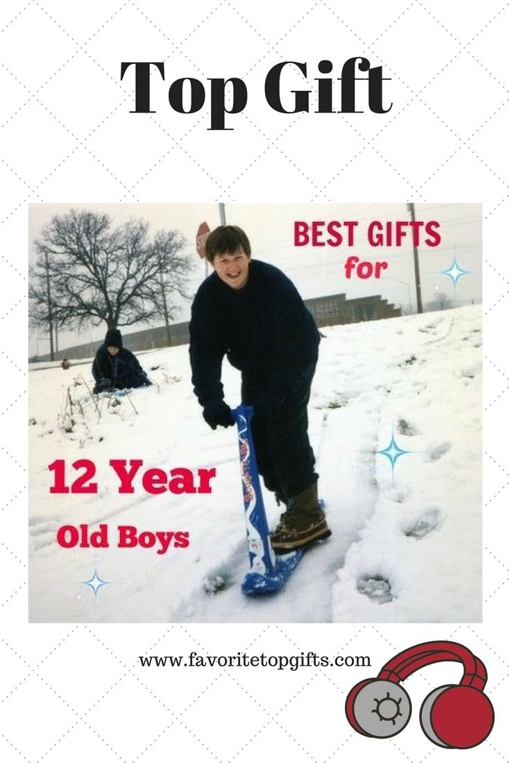 10 Ideal Christmas Gift Ideas For 12 Year Old Boy best gifts and toys for 12 year old boys gift and birthdays 2020