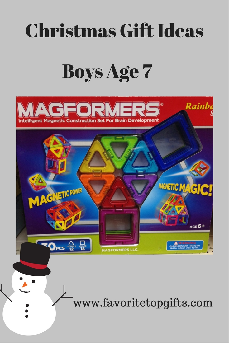 10 Elegant Gift Ideas For Boys Age 7 best gifts and toys for 7 year old boys gift toy and travel cake 2020