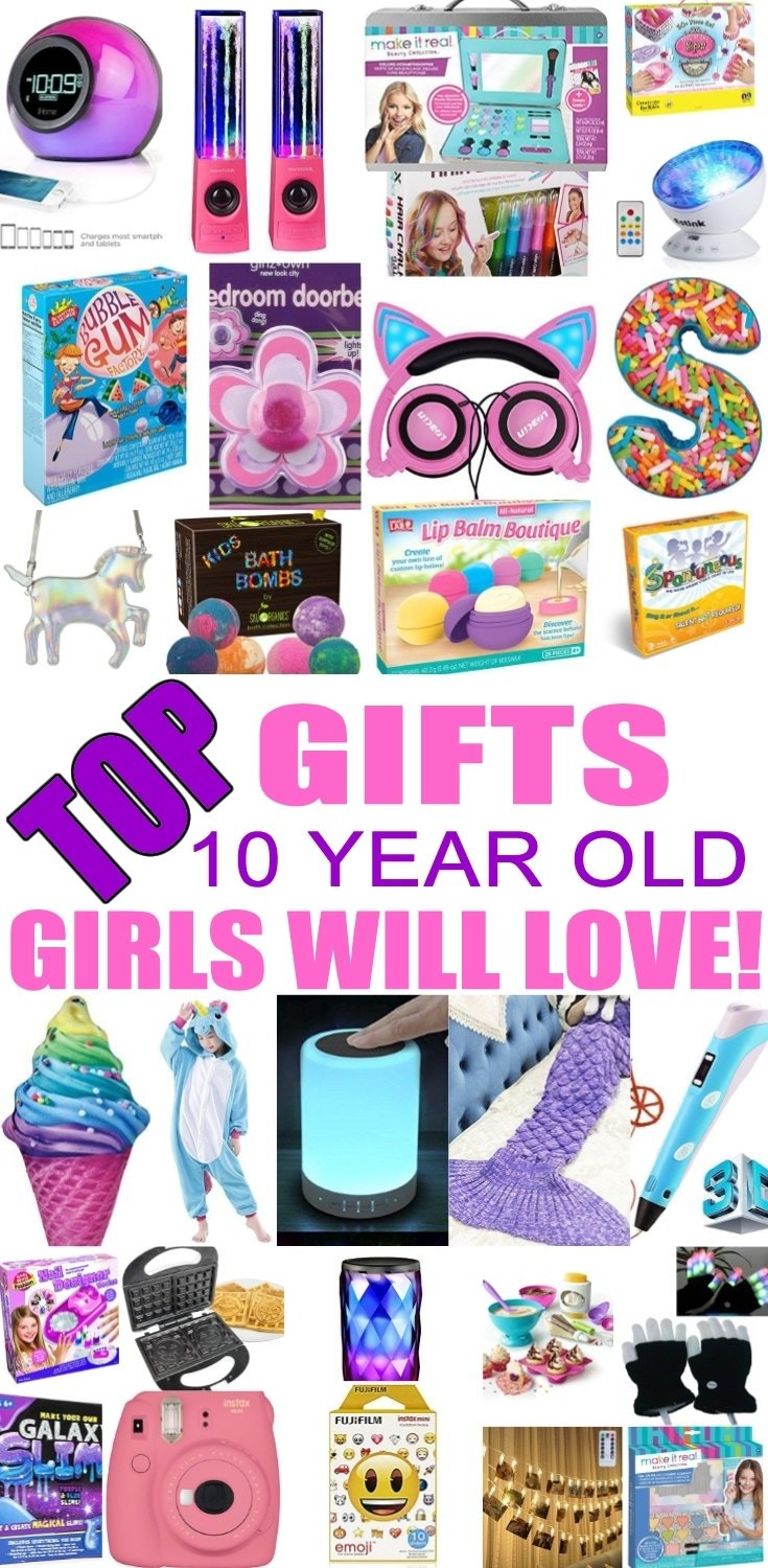 10 Ideal Gift Ideas For A 10 Yr Old Girl best gifts for 10 year old girls gift suggestions tween and 10 years 1