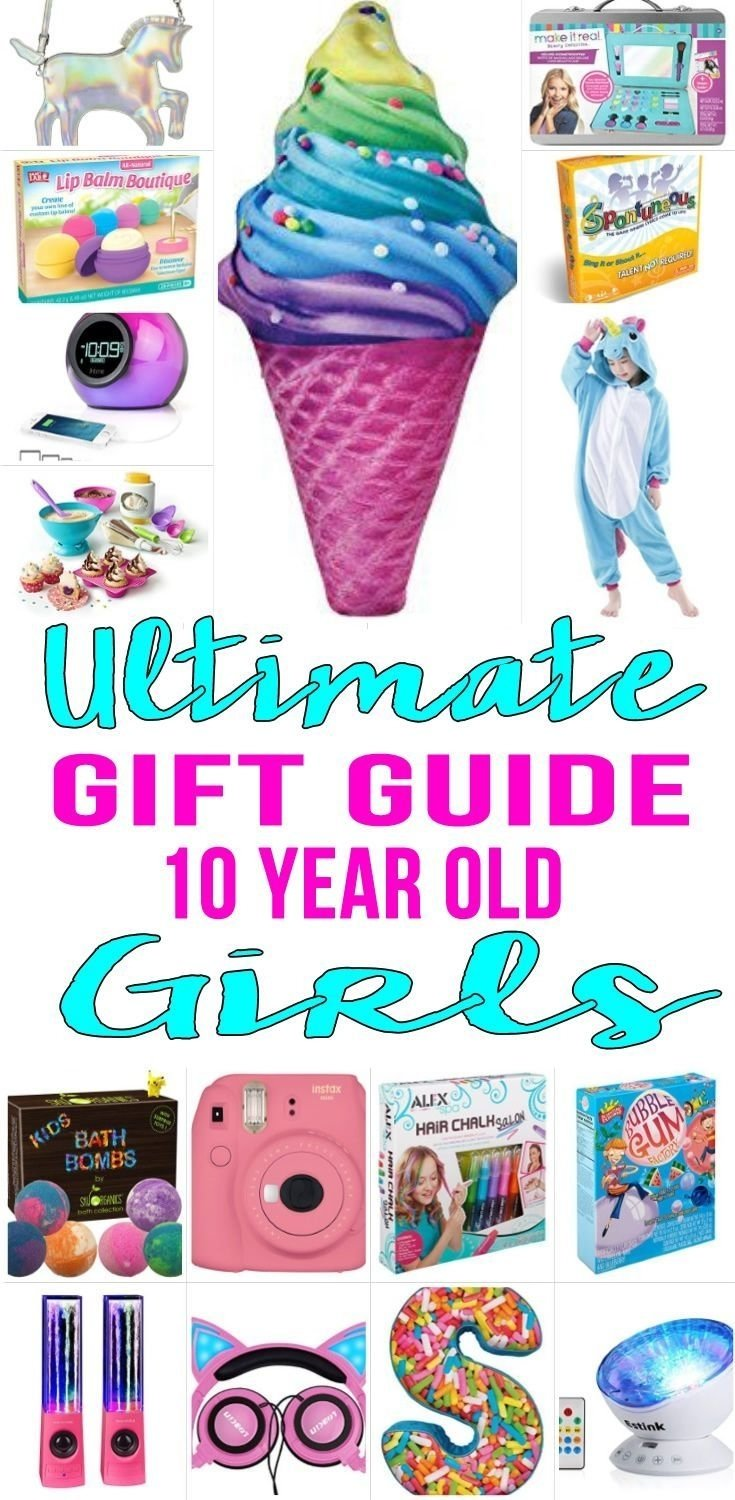 10 Great Christmas Gift Ideas For 10 Year Old Girls