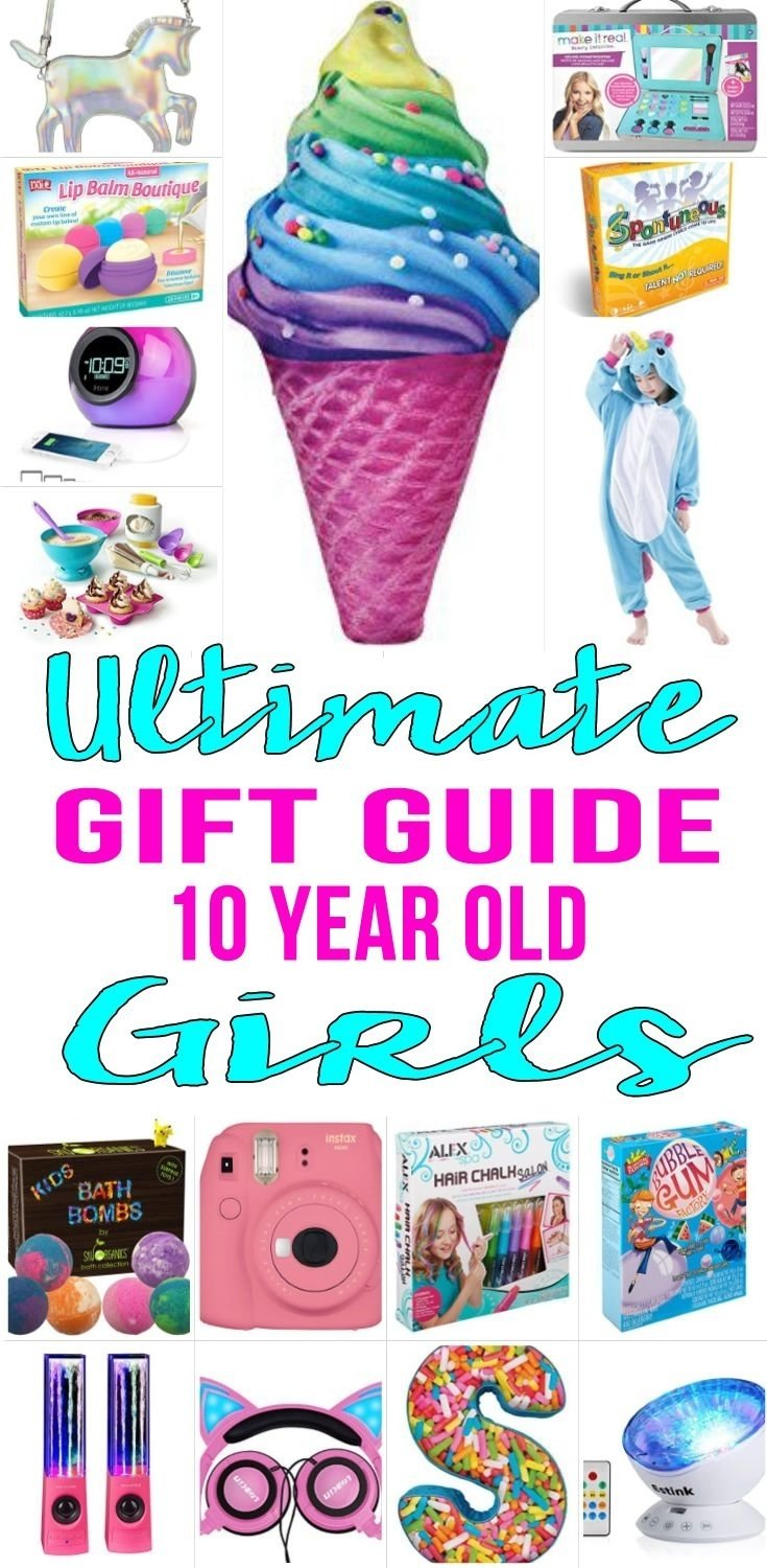 10 Lovable 10 Year Old Girl Gift Ideas best gifts for 10 year old girls teen fun amazing gifts and 2020