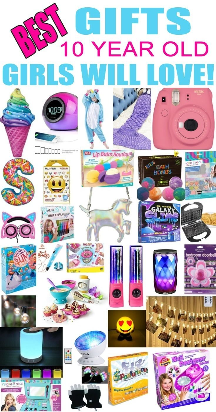 10 Attractive Gift Ideas For 10 Yr Old Girl best gifts for 10 year old girls teen girl gifts girl gifts and tween 2020