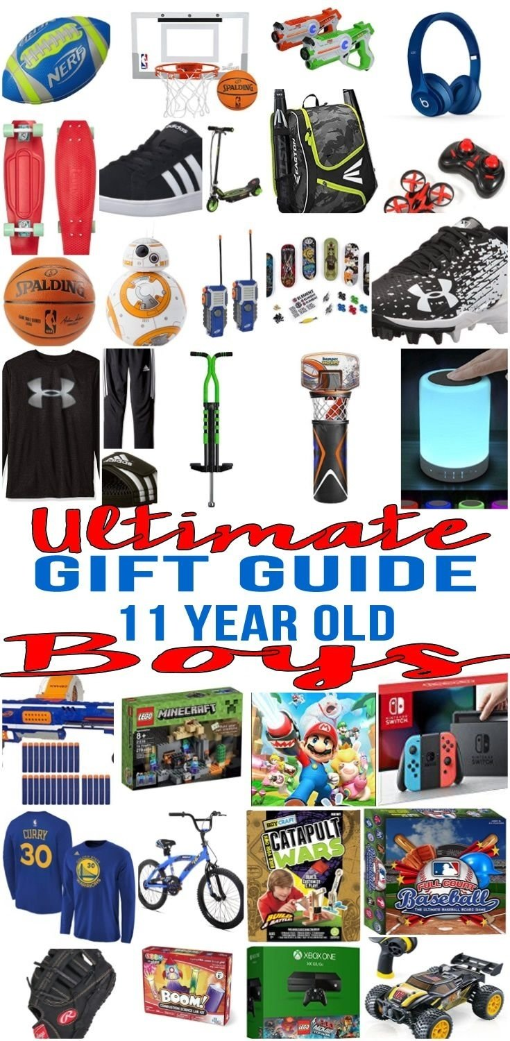 10 Famous Birthday Gift Ideas For 11 Year Old Boy
