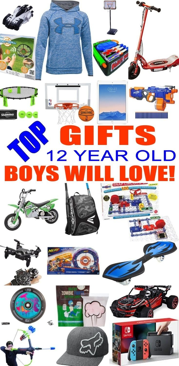 best gifts for 12 year old boys | gift suggestions, birthdays and gift