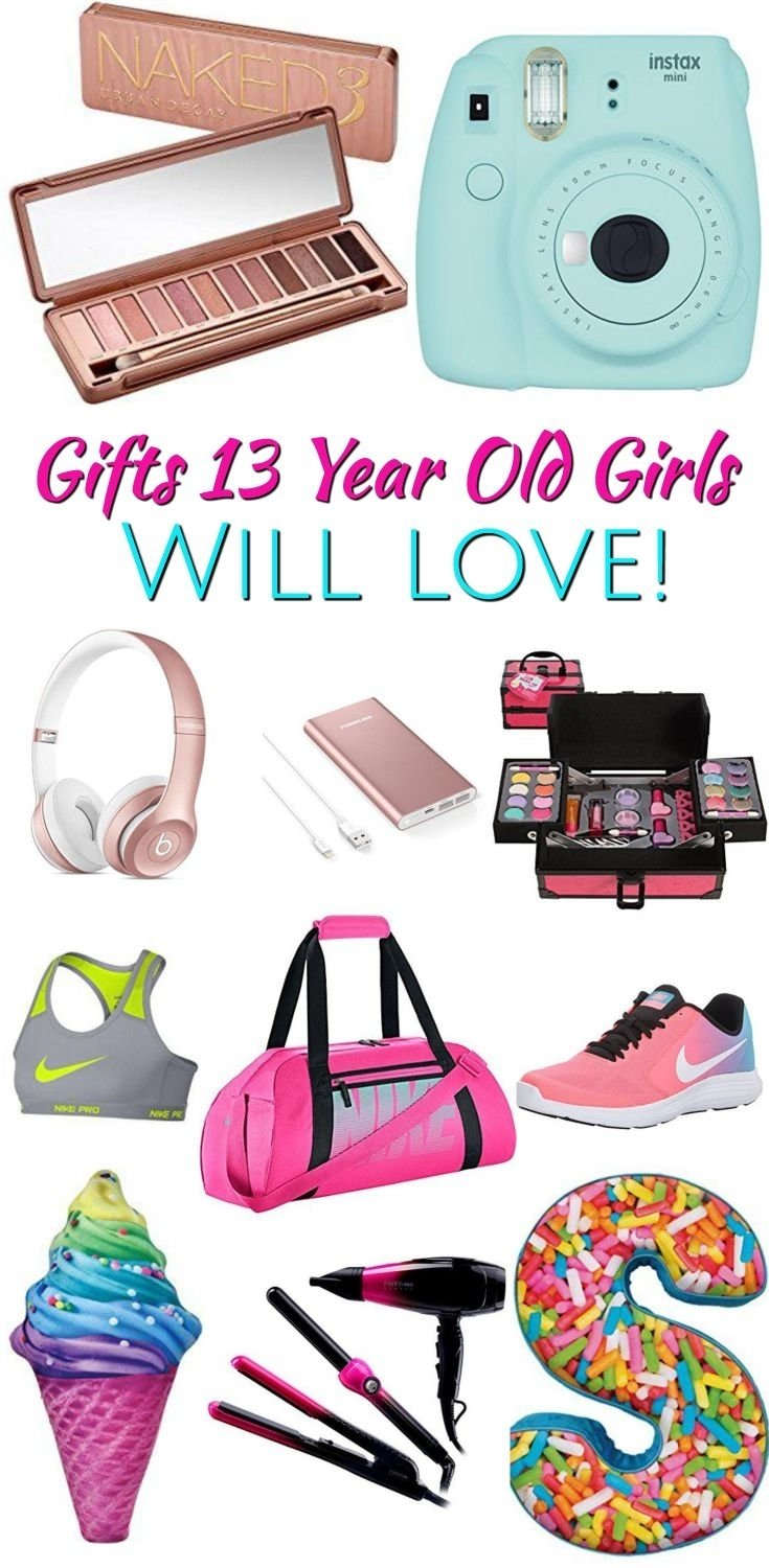 10 Pretty Gift Ideas 13 Year Old Girl