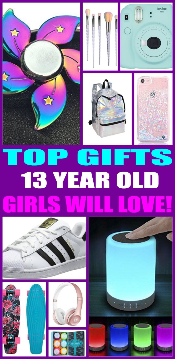 10 Beautiful Christmas Gift Ideas For 13 Year Girl best gifts for 13 year old girls 2020