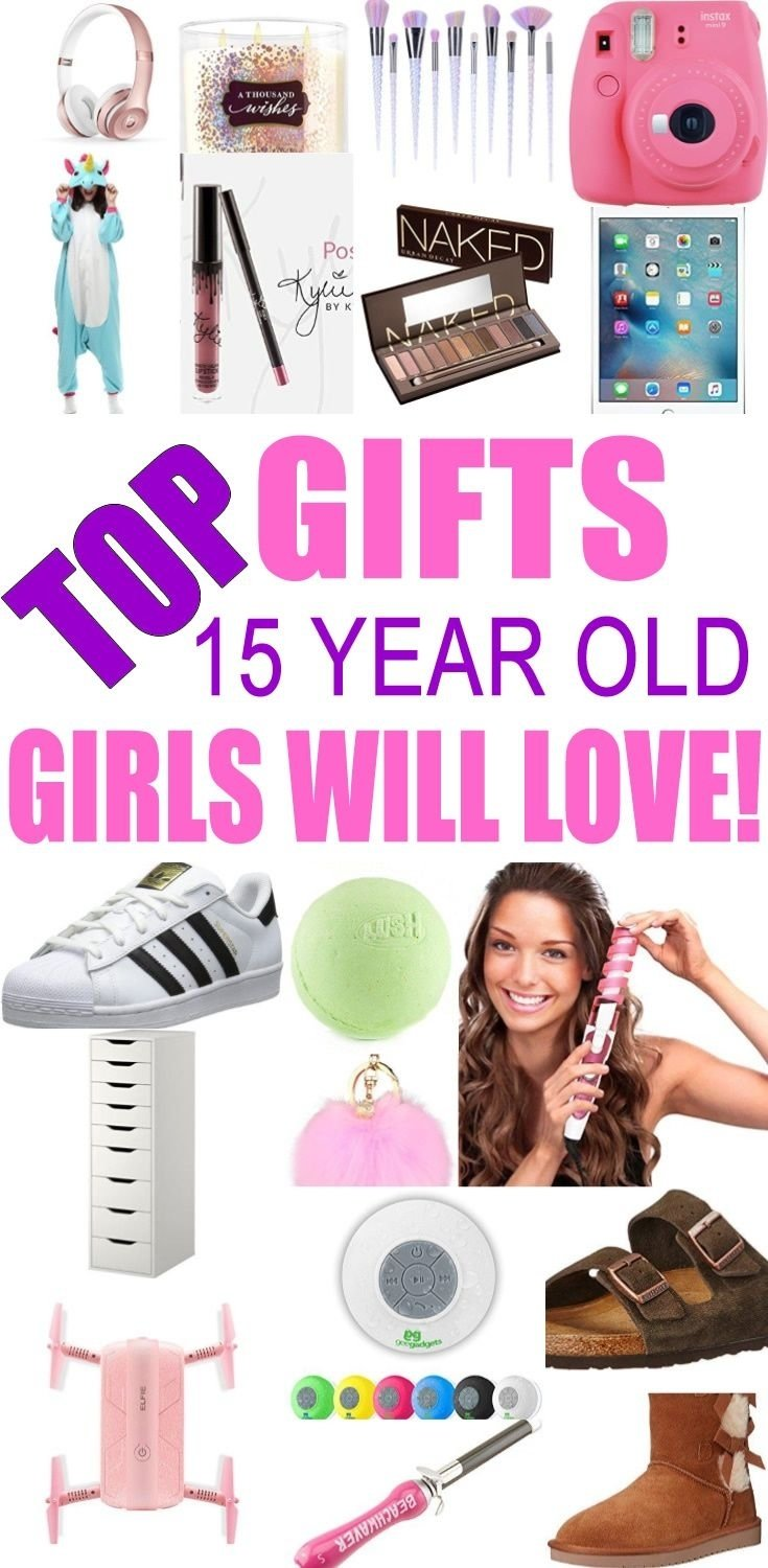 10 Most Recommended Gift Ideas For 16 Year Old Girls best gifts for 15 year old girls gift suggestions birthdays and gift 2020