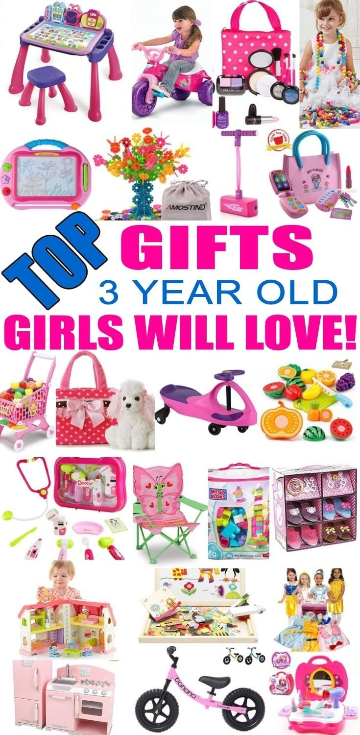 10 Lovable 3 Year Old Birthday Gift Ideas Best Gifts For Girls