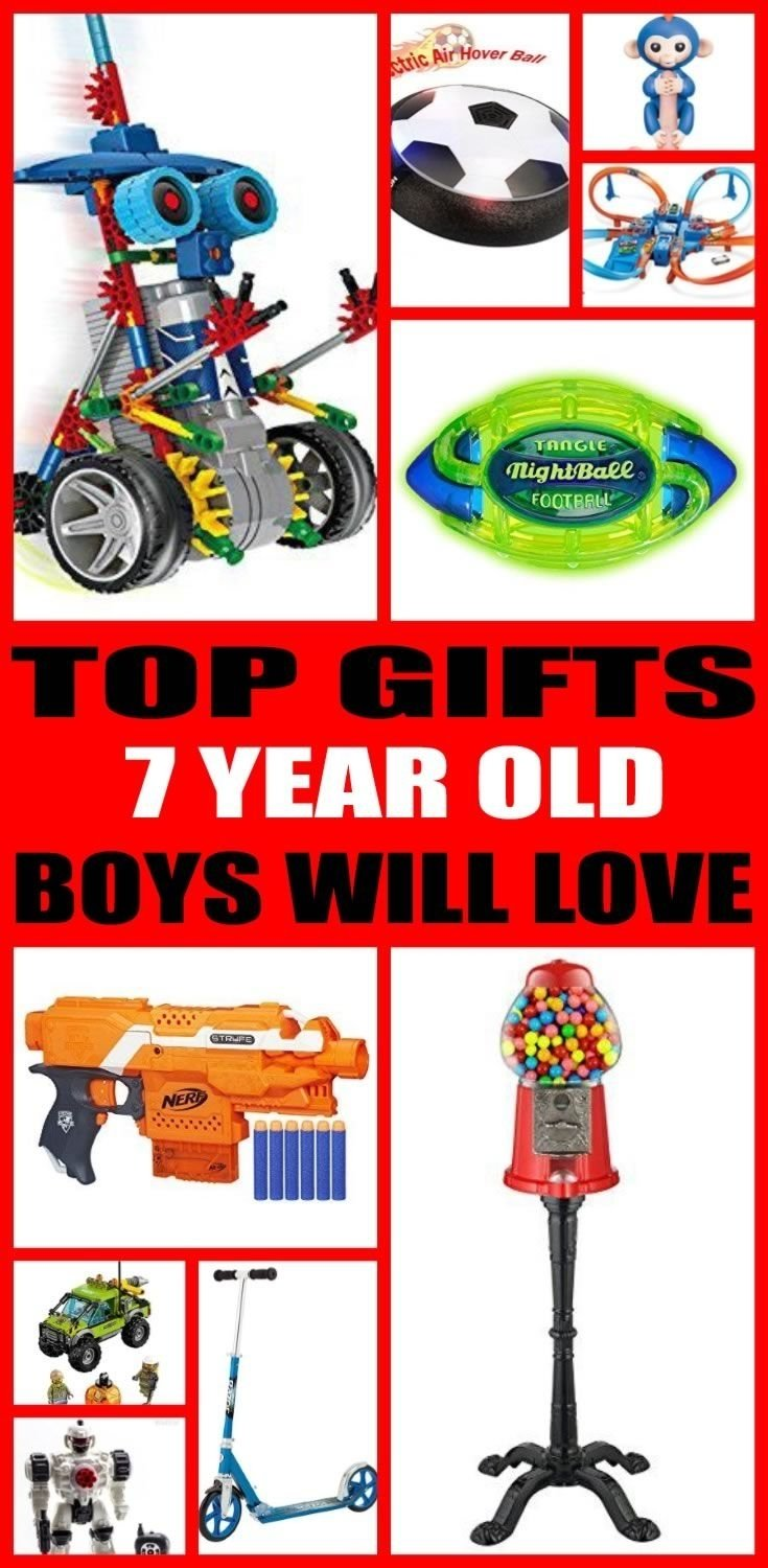10 Lovely 7 Year Old Boy Gift Ideas Best Gifts For Boys