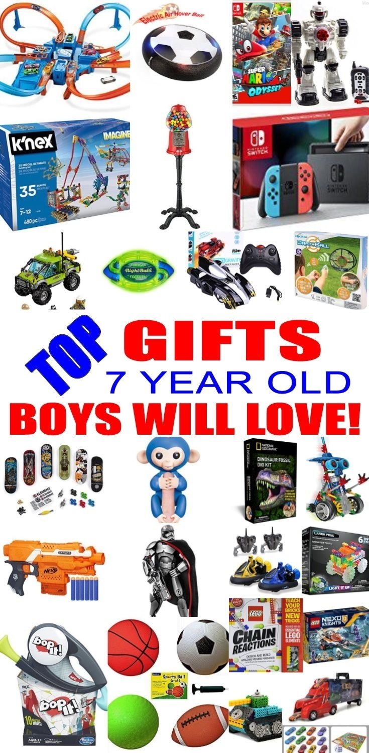 10 Lovely 7 Year Old Boy Birthday Gift Ideas Best Gifts For Boys