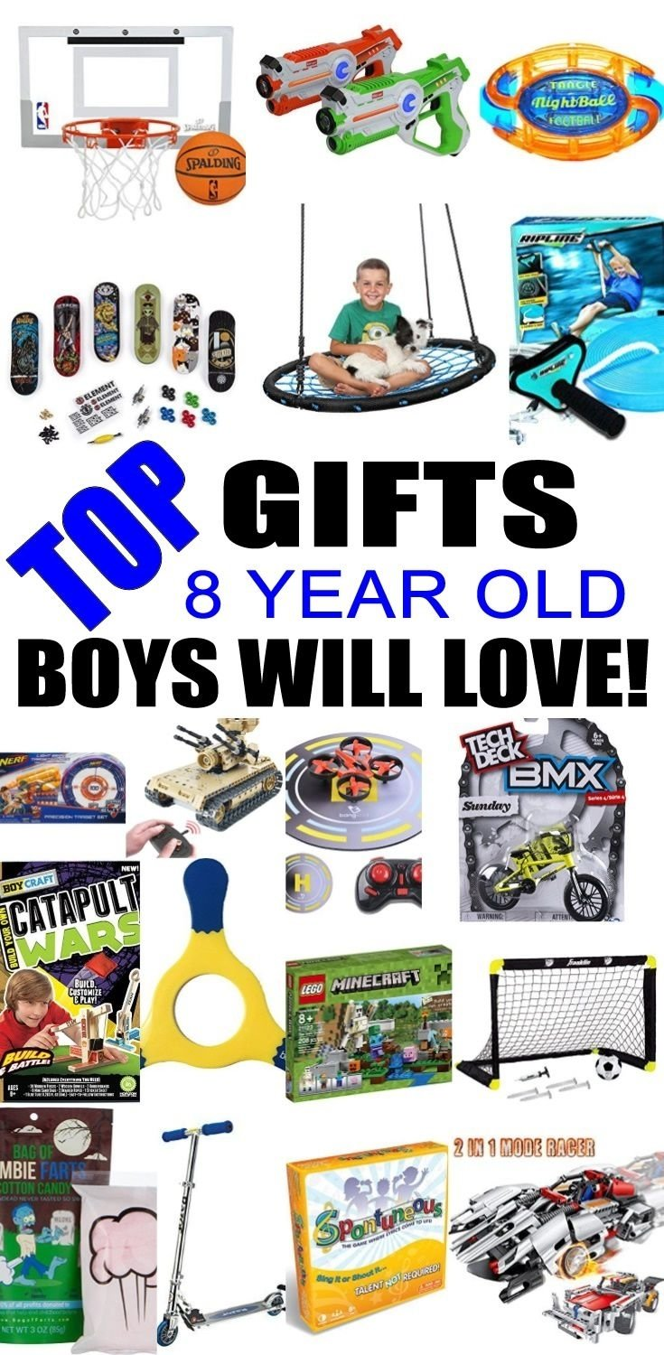 10 Awesome 8 Yr Old Boy Gift Ideas Best Gifts For Year Boys