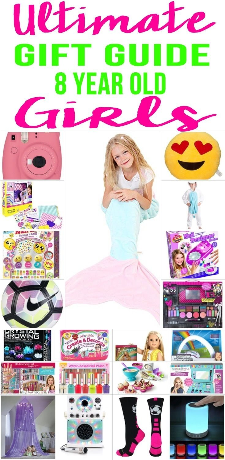 10 Fabulous Birthday Gift Ideas For 8 Yr Old Girl Best Gifts Year