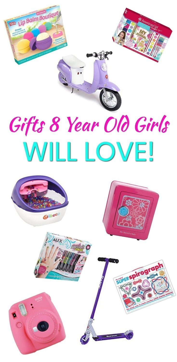 10 Unique 8 Year Old Girl Gift Ideas best gifts for 8 year old girls toy gift and girls 2021
