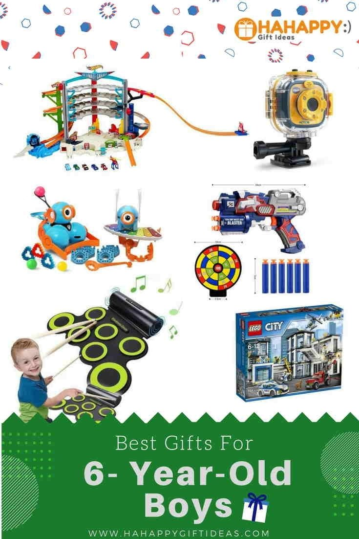 10 Most Popular Gift Ideas For Boys Age 12 best gifts for a 6 year old boy educational fun hahappy gift ideas 1 2020