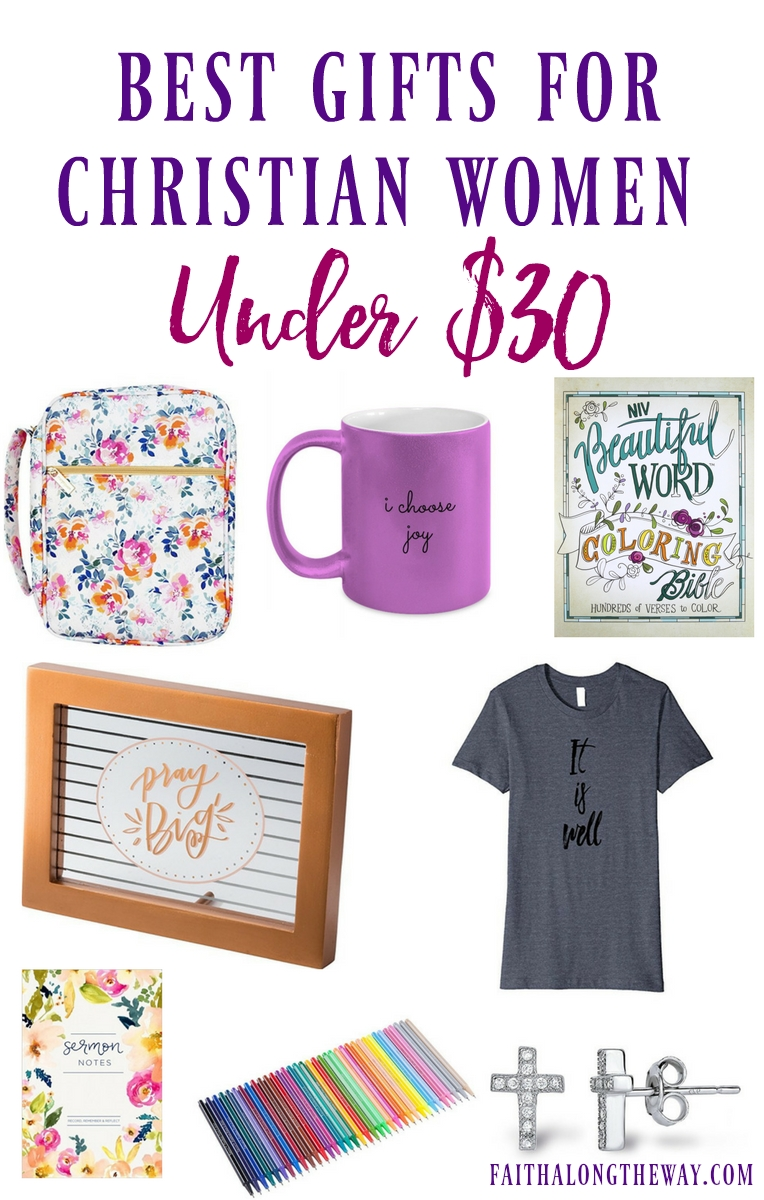 10 Beautiful Gift Ideas For Women 30 best gifts for christian women under 30