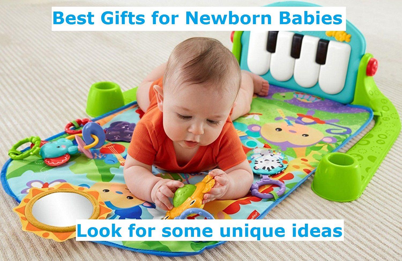 10 Unique New Born Baby Gift Ideas %name