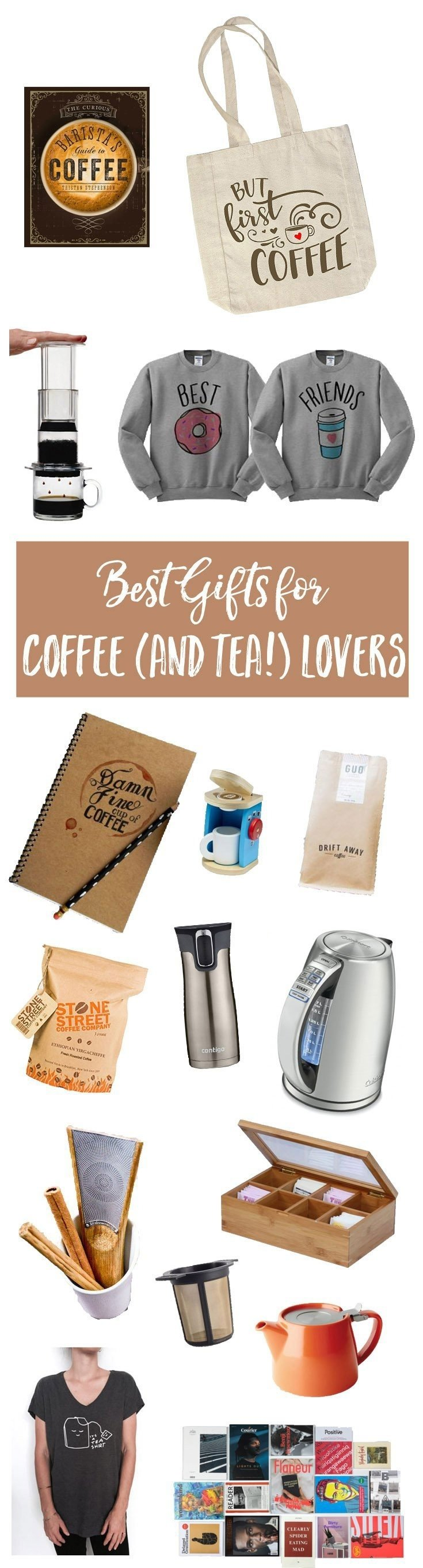 10 Ideal Gift Ideas For Tea Lovers best gifts for the coffee lover tea lover chocolate zucchini 2020