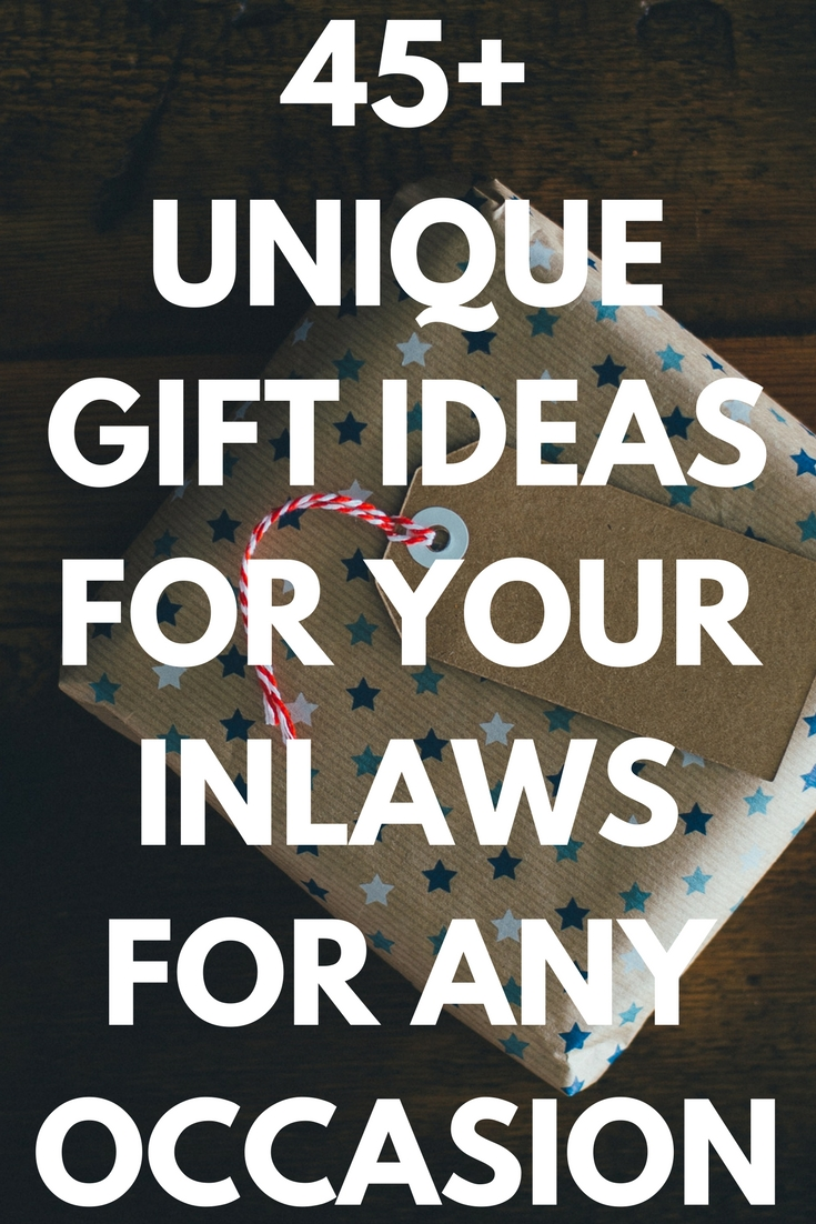 10 Ideal Christmas Gift Ideas For Inlaws best gifts for your mother and or father in law 50 unique gift 3