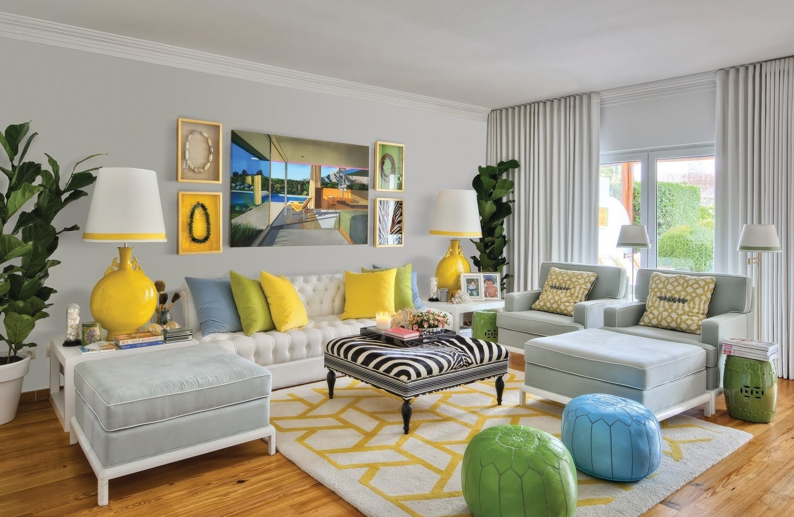 10 Beautiful Grey And Yellow Living Room Ideas best gray and yellow living room incredible homes best ideas 1 2020