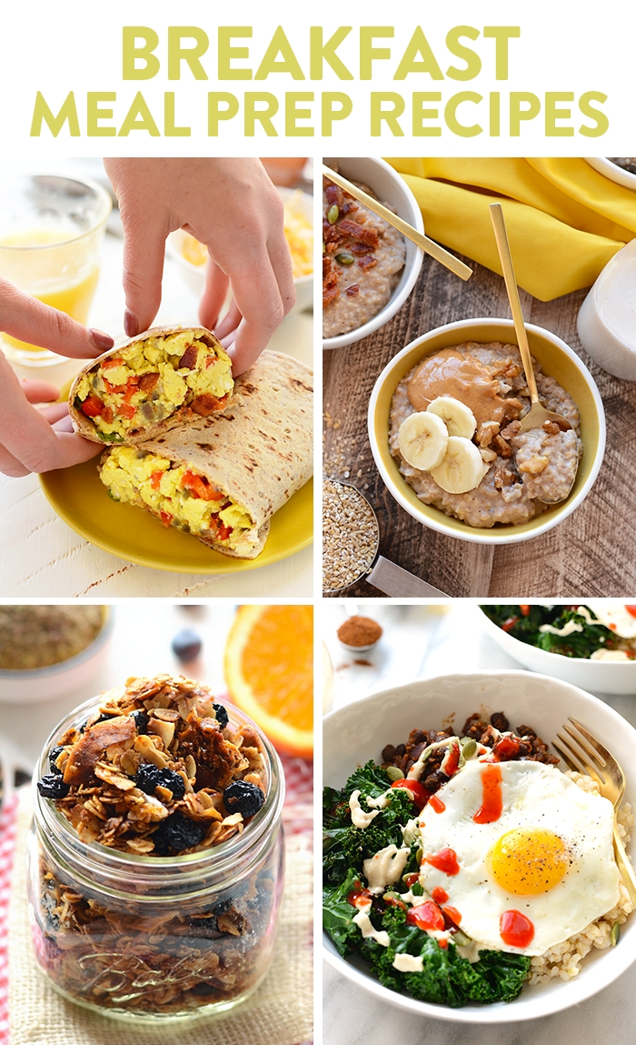 10 Attractive Healthy Breakfast And Lunch Ideas best healthy meal prep recipes fit foodie finds 5 2020
