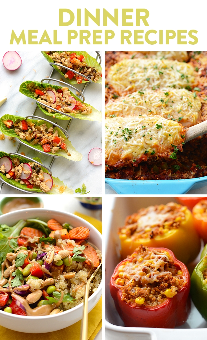10 Amazing Healthy Lunch And Dinner Ideas best healthy meal prep recipes fit foodie finds 9