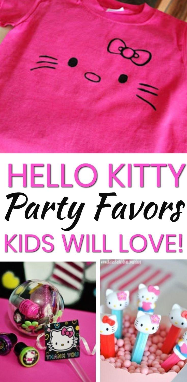 10 Lovable Hello Kitty Party Favor Ideas best hello kitty party favors amazing hello kitty party favor ideas 2020