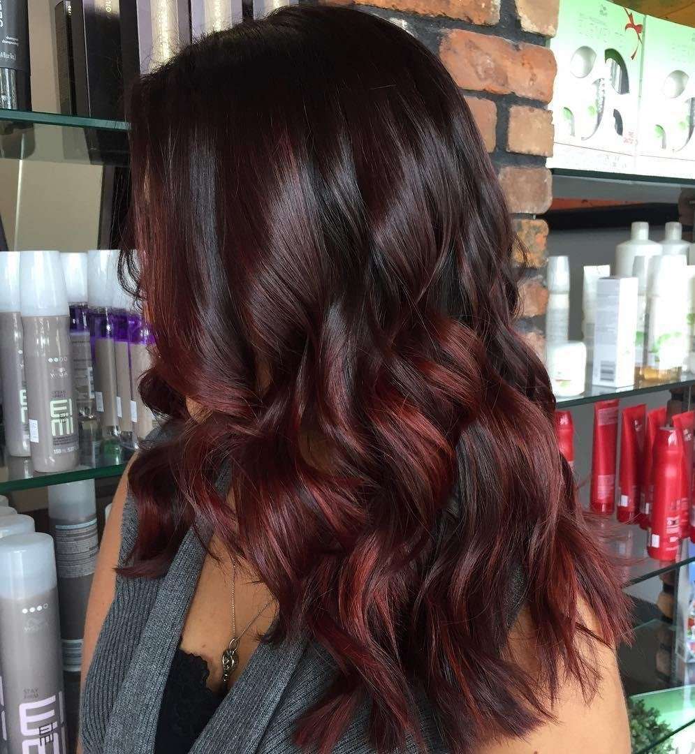 10 Beautiful Hair Highlight Ideas For Dark Brown Hair best highlights on dark hair ideas beautiful brown color caramel at 2021