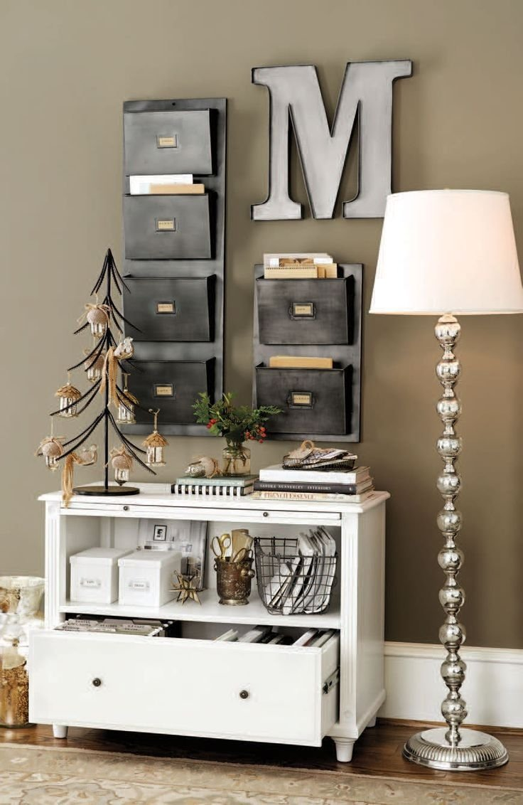 10 Best Decorating Ideas For Home Office best home office setup 2017 home office family room combination 1 2020