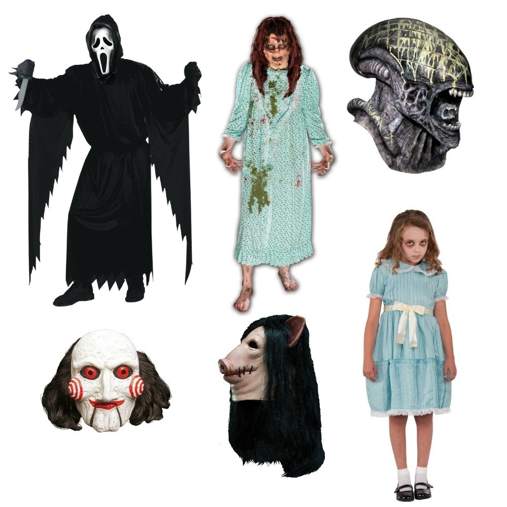 10 Most Popular Halloween Costume Ideas From Movies Best Horror Movie  Halloween Costume Ideas Halloween Costumes Sc 1 St Unique Ideas 2018
