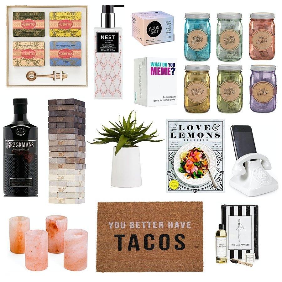 10 Lovely Hostess Gift Ideas For Dinner best hostess gift ideas under 60 people 1 2021