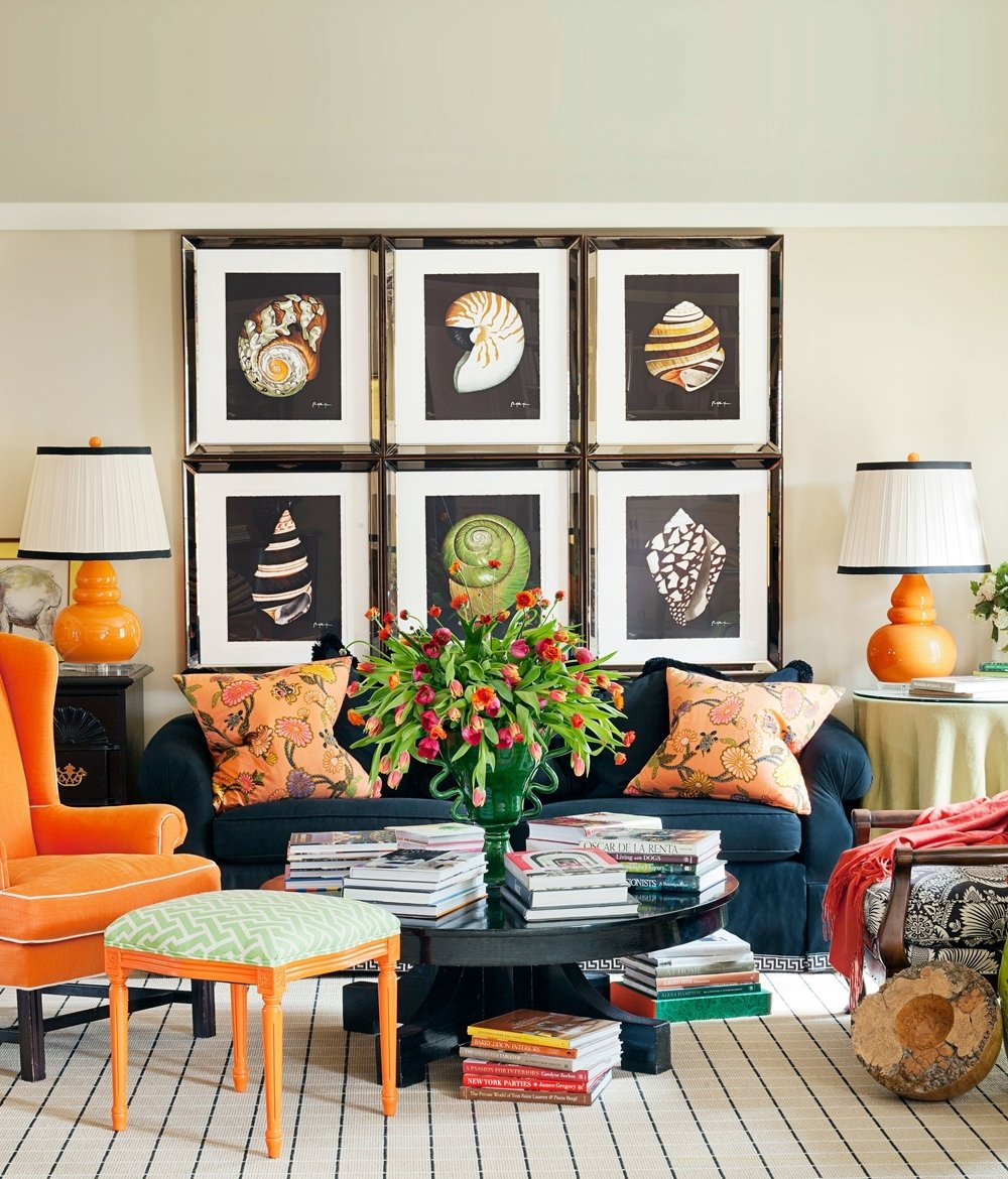 10 Fashionable Wall Decorating Ideas For Living Rooms best how to decorate living room walls how to decorate living room 5 2020