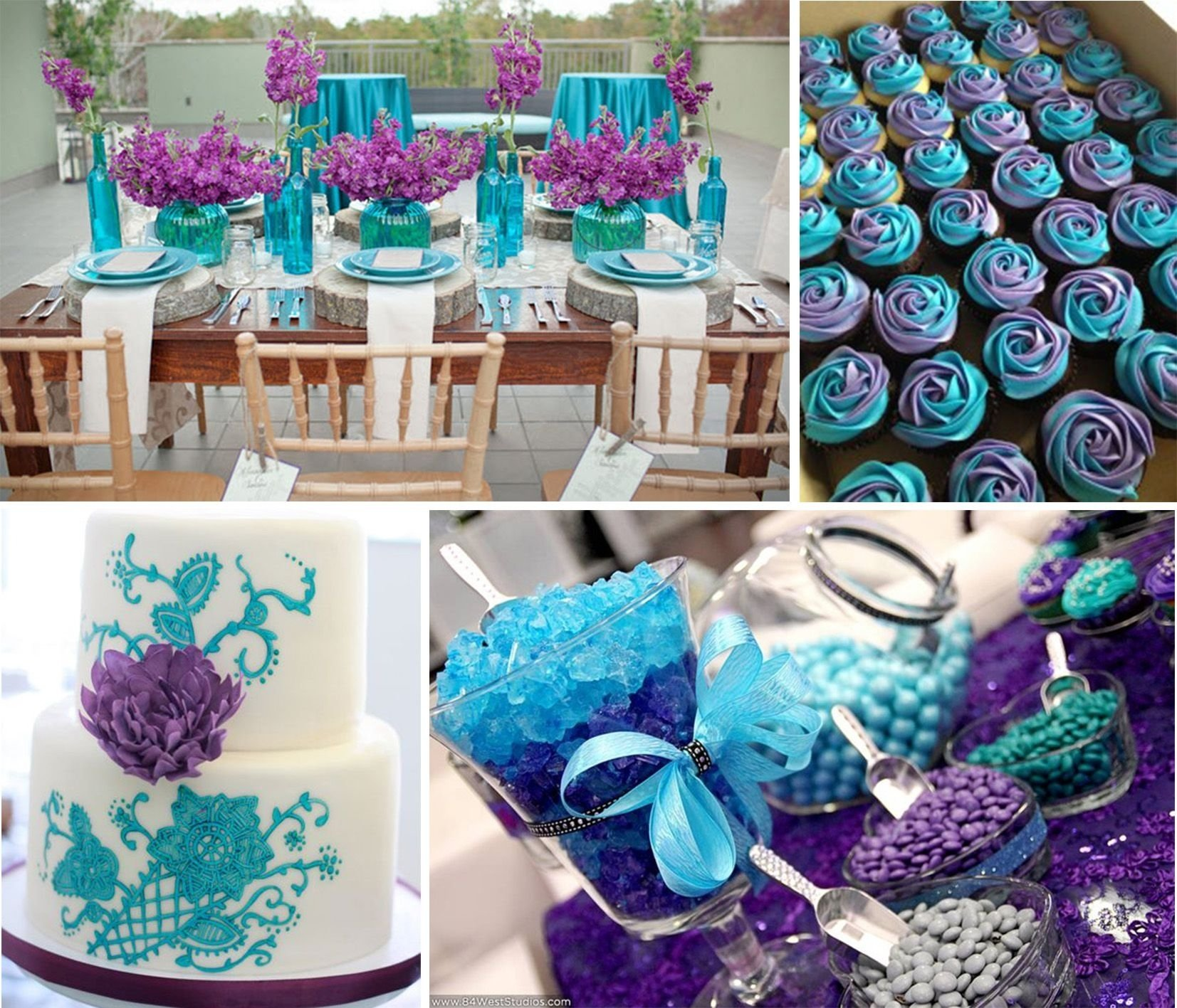 10 Best Turquoise And Purple Wedding Ideas best ideas for purple and teal wedding teal weddings teal and 1 2020