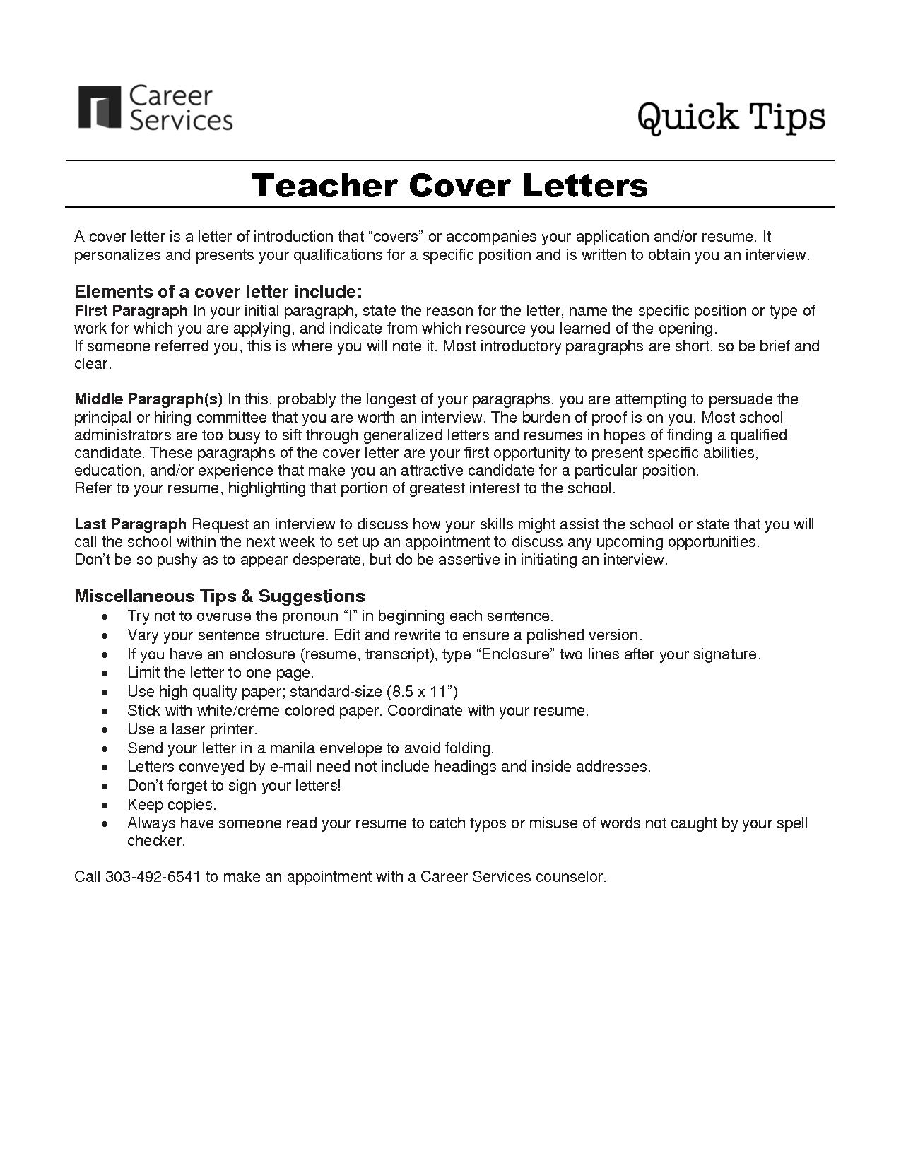 10 Ideal Summer Job Ideas For Teachers best ideas of first time teacher cover letter on teaching summer 2020