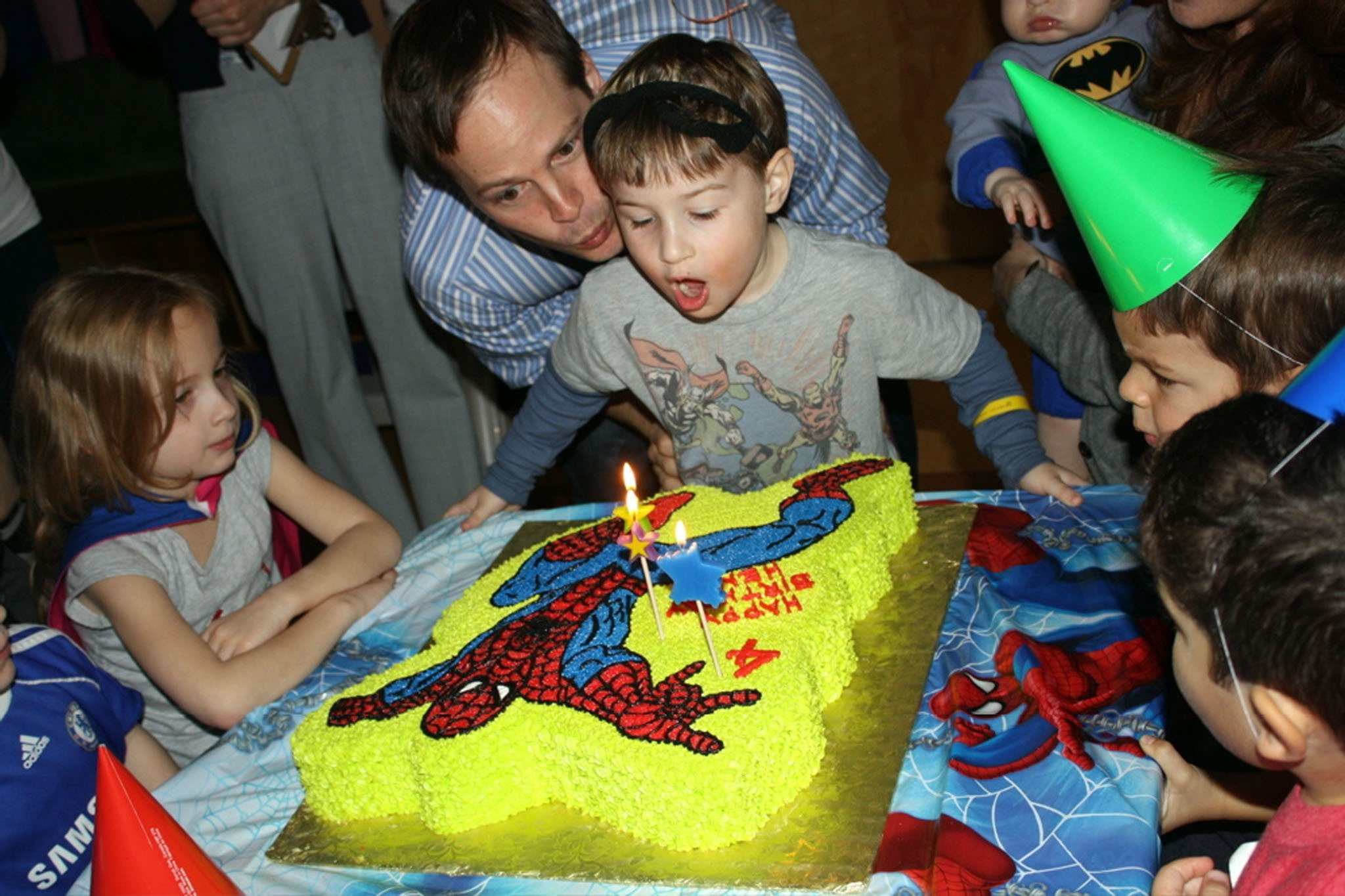 best kids' birthday party places in new york city
