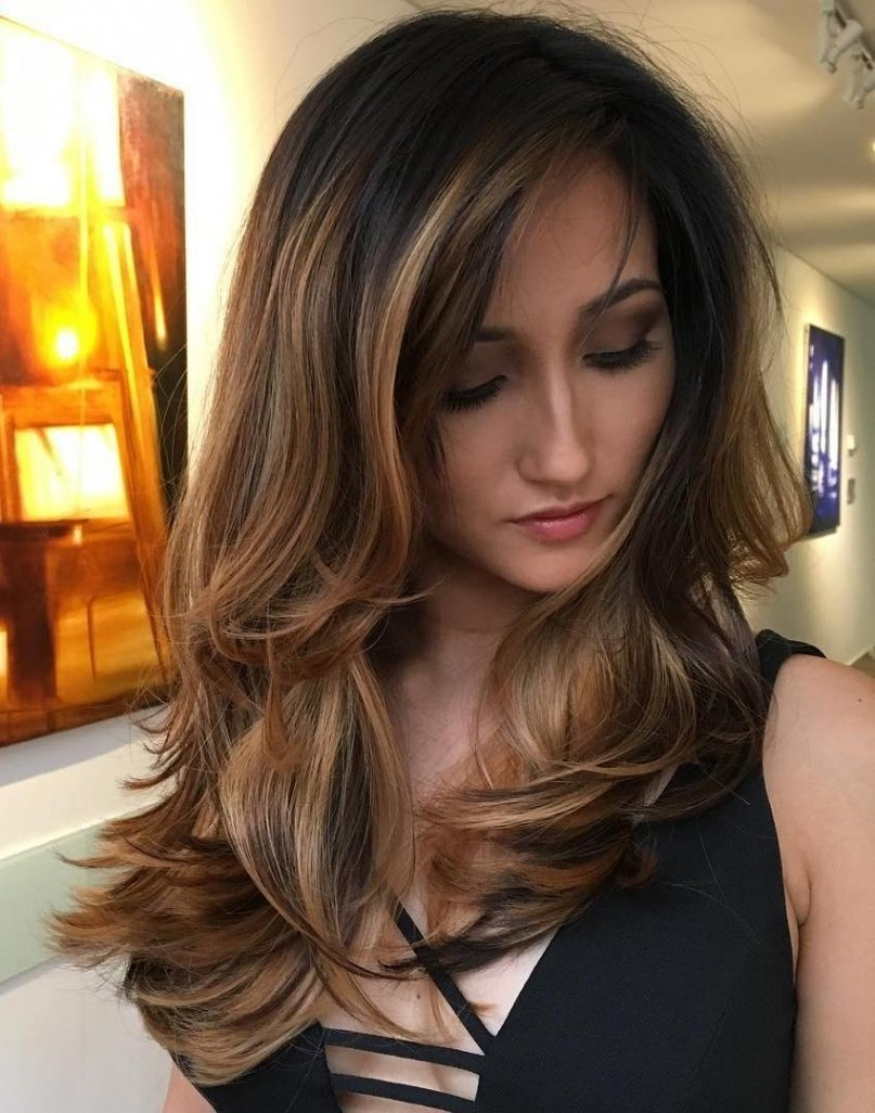 10 Great Haircut Ideas For Long Thick Hair best long wavy haircuts ideas with layers for thick hair center