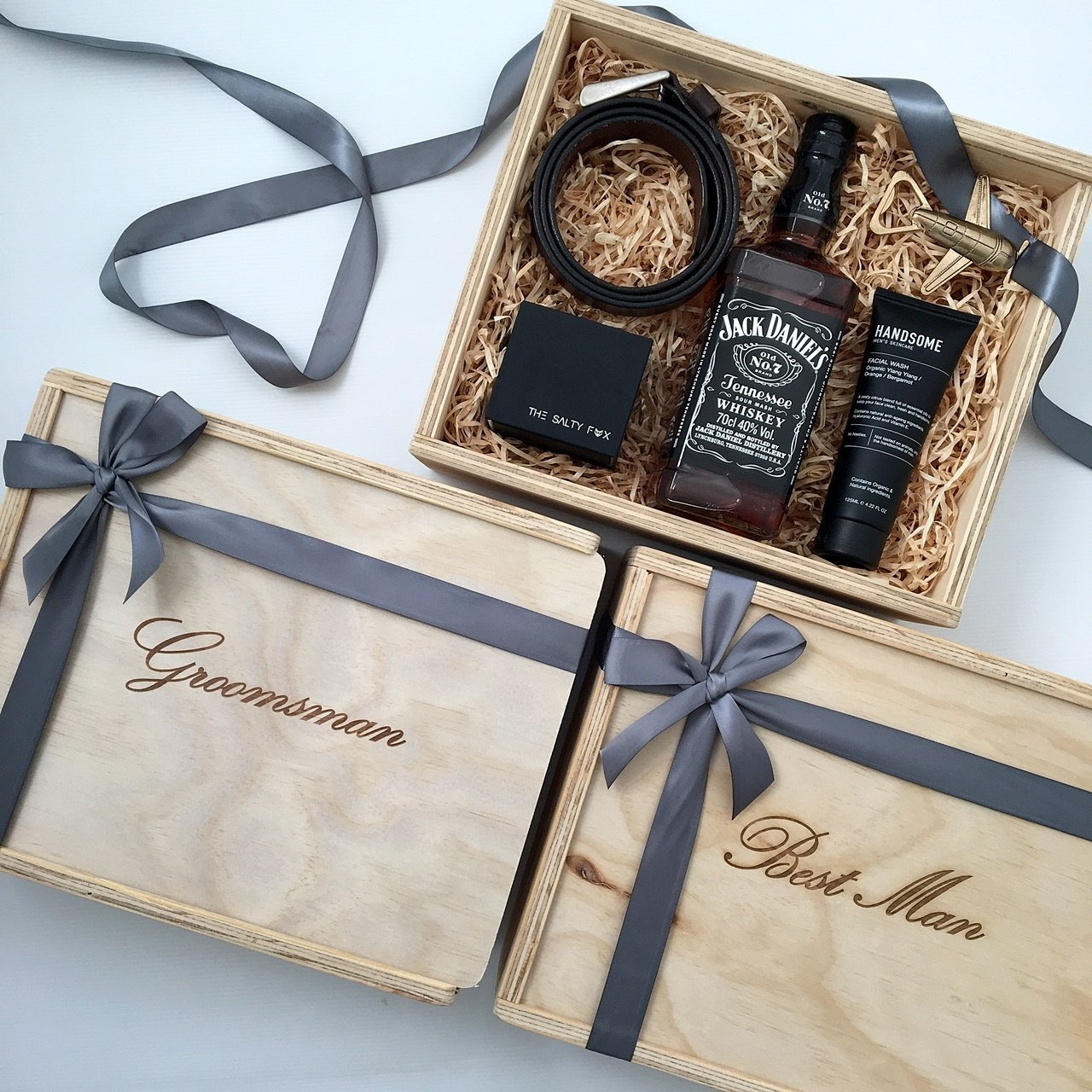 10 Spectacular Gift Ideas For Best Man best man gift box the bridal box co bridal party gift boxes 2020