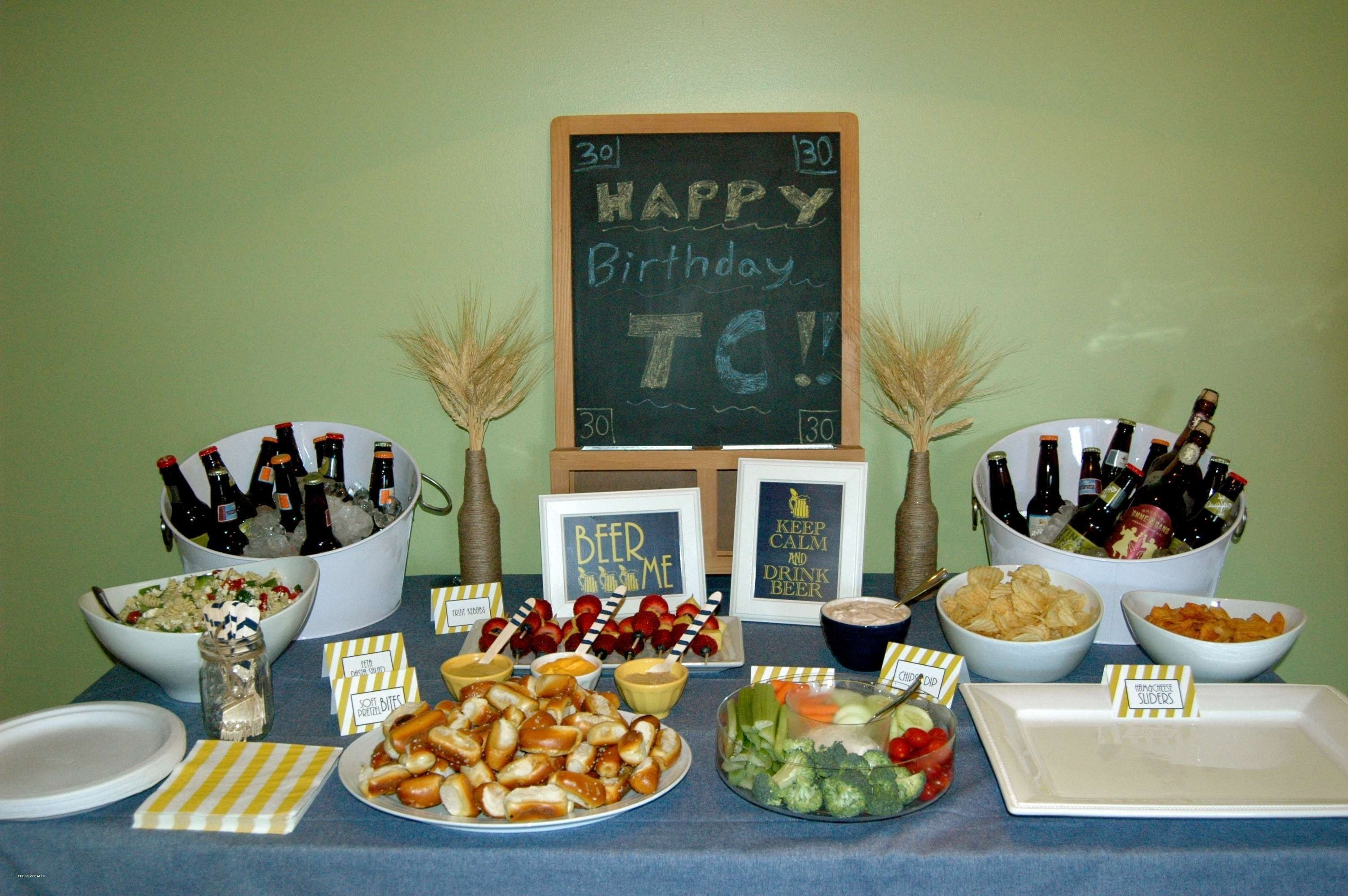 30 Birthday Party Themes For Him