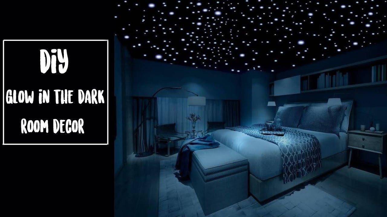 10 Stylish Glow In The Dark Room Ideas best of glow in the dark room best interior design ideas 2020